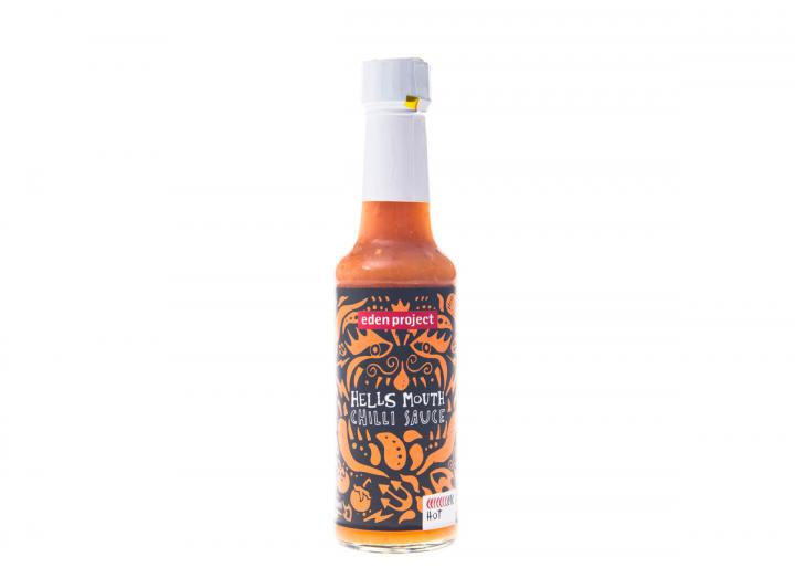 Hell's Mouth chilli sauce