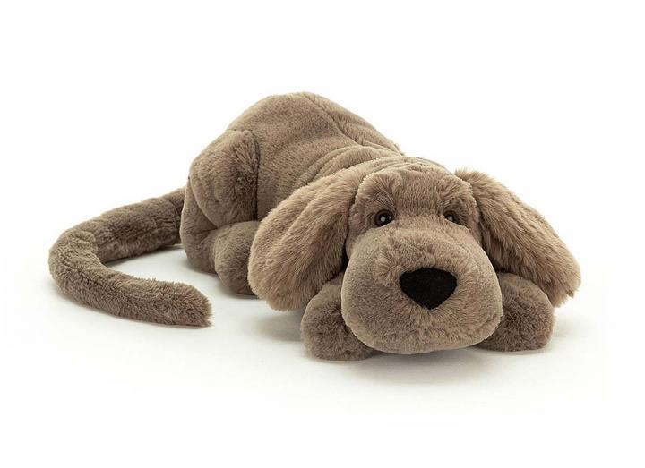 Henry hound cuddly toy from Jellycat