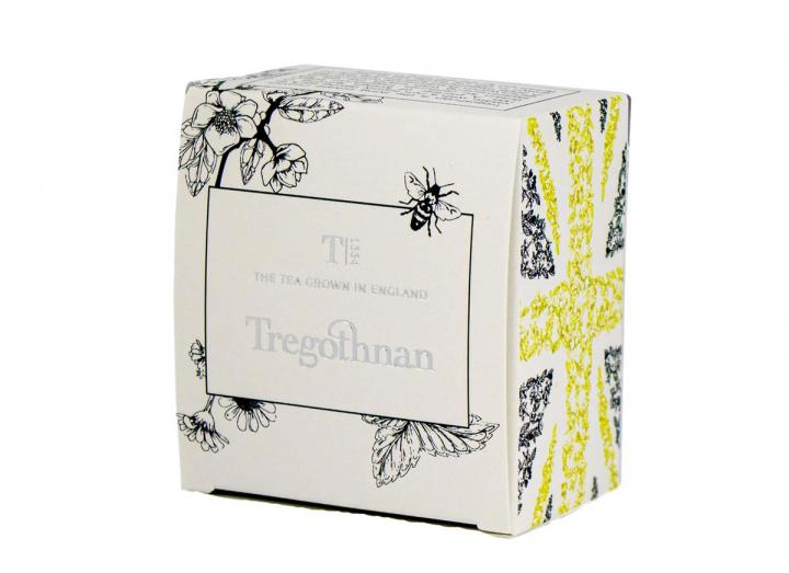 Tregothnan herbal tea selection gift box