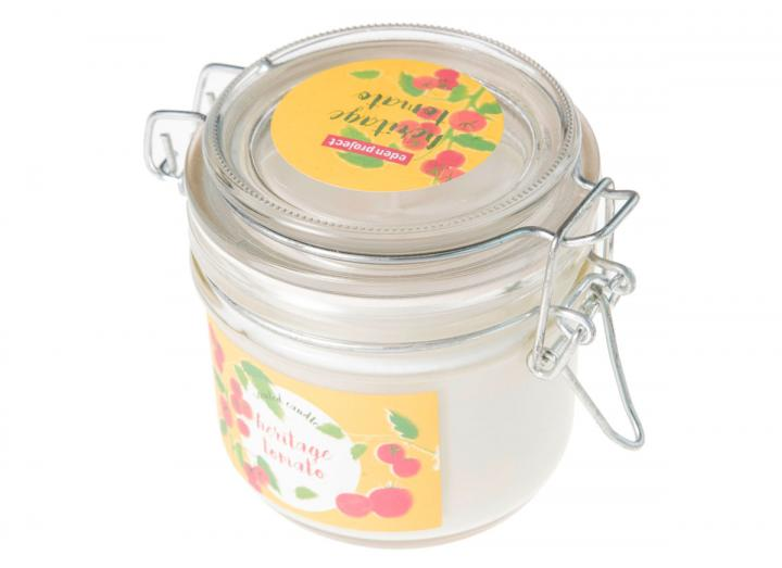 Heritage tomato scented candle
