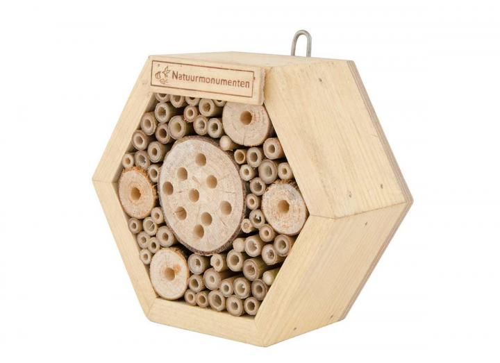 Hexagon insect house from CJ Wildlife
