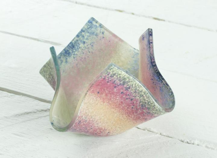 Highland Mist small vase from Jo Downs