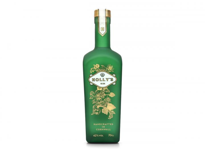 Holly's Cornish gin 70cl