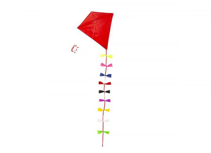 Huckleberry red kite