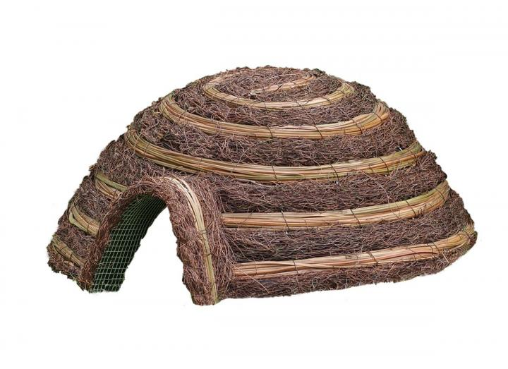 Igloo hedgehog house from Wildlife World