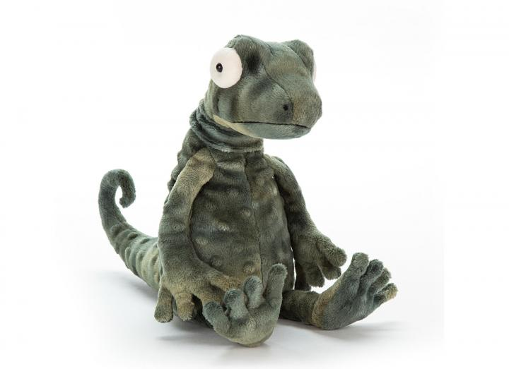 Gary gecko soft toy
