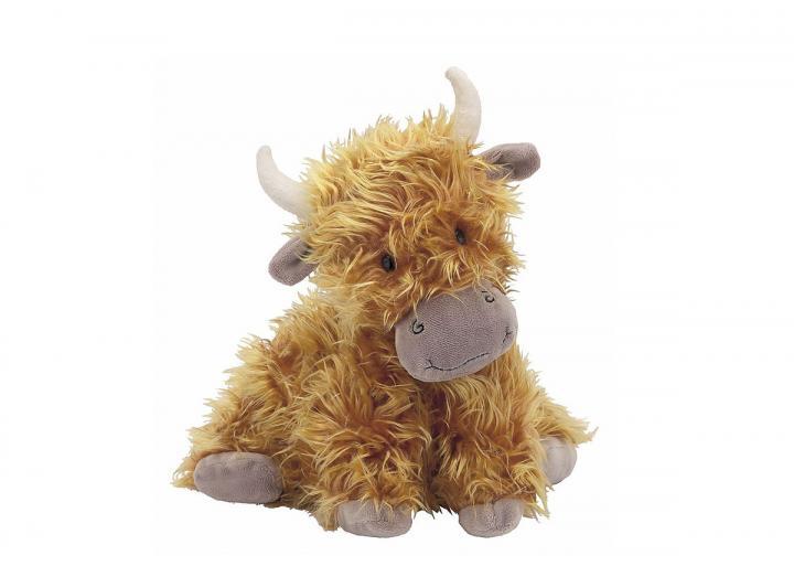 Truffles cow soft toy
