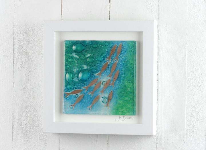 Jo Downs Bamaluz Medium Art Frame