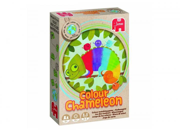 Colour chameleon game