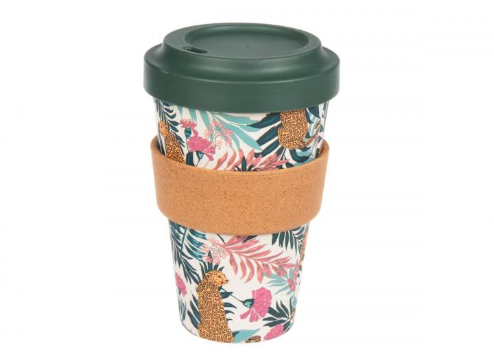 Jungle bamboo cup