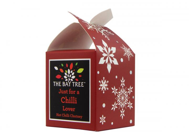 Just for a chilli lover gift box from The Bay Tree Food Company