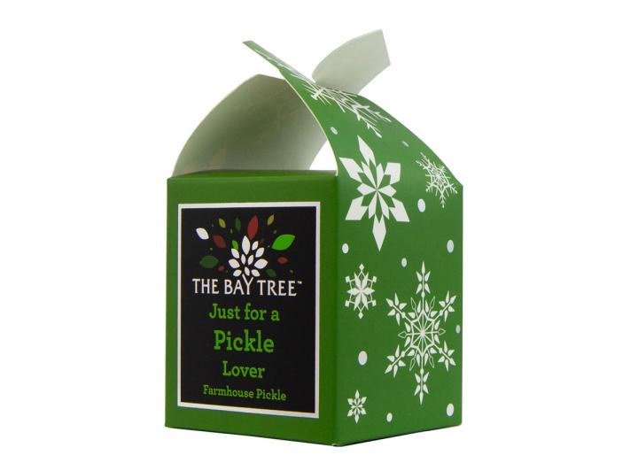 Just for a pickle lover gift box from The Bay Tree Food Company