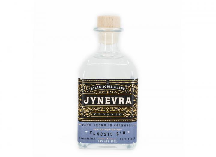 Jynerva Cornish organic gin