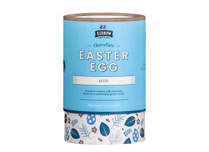 Kernow Chocolate milk chocolate Easter egg 180g
