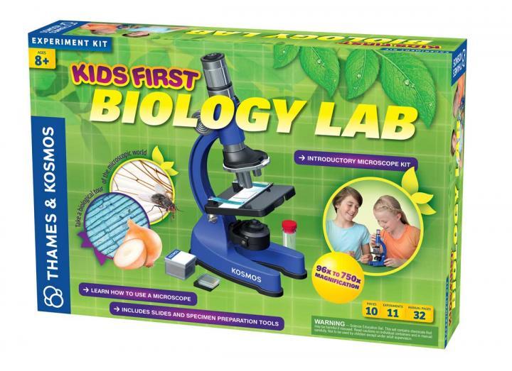 Kids first biology kit