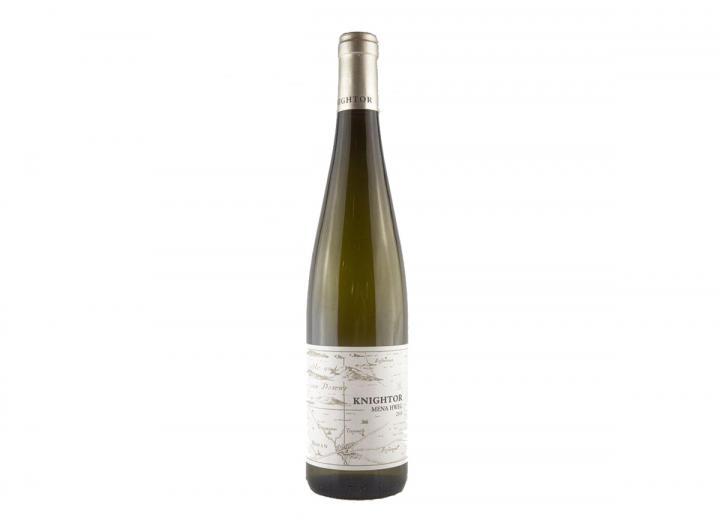 Knightor Winery mena hweg white wine