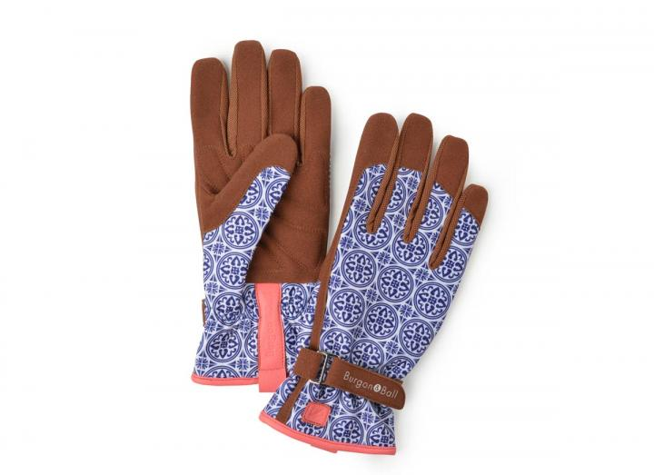 ladies artisan gardening gloves from Burgon & Ball