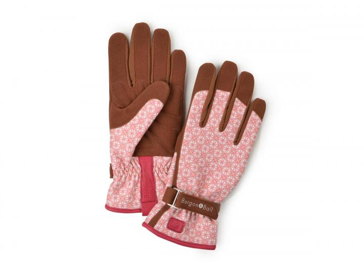 Ladies parisienne gardening gloves from Burgon & Ball