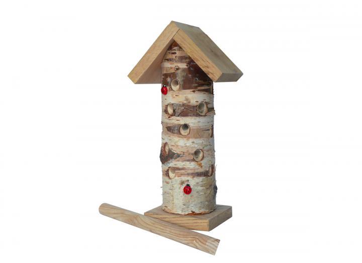 Ladybird tower