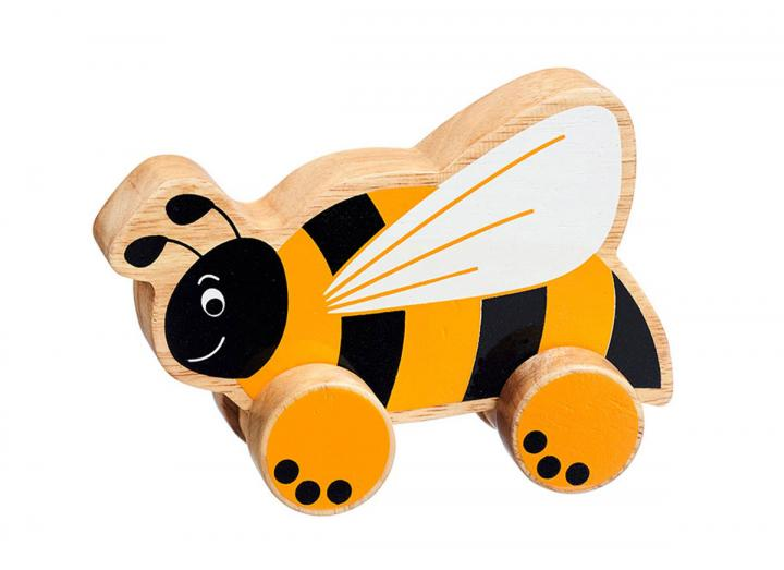 Lanka Kade push along bee toy