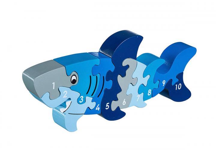 Lanka Kade Shark 1-10 Jigsaw Puzzle