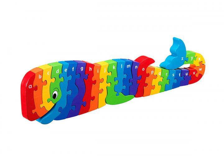 Lanka Kade Whale A-Z Jigsaw Puzzle