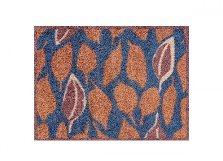 Turtle Mat Eden Project leaf fall conker doormat