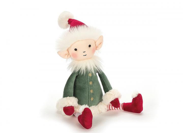 Leffy Elf toy