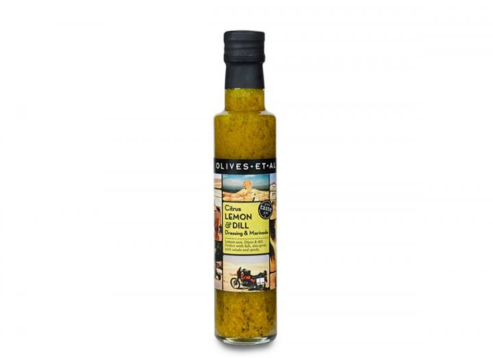 Lemon & dill dressing from Olives Et Al