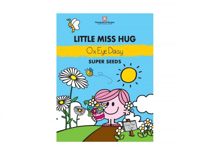 Little Miss range of seeds from Thompson & Morgan - Little Miss Hug ox-eye daisy seeds