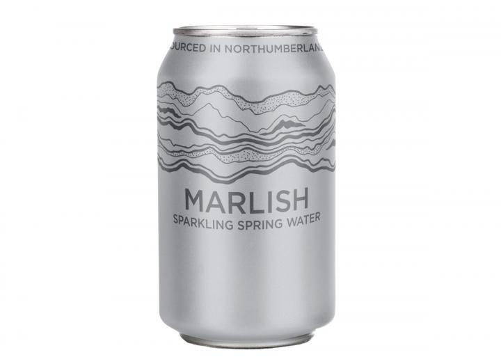 Marlish sparkling spring water 330ml