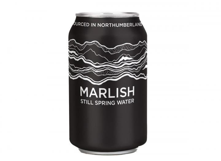 Marlish still spring water 330ml