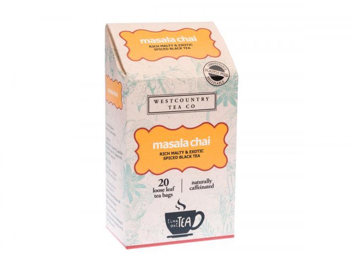 Westcountry Tea Co. Masala Chai 20 tea bags 60g