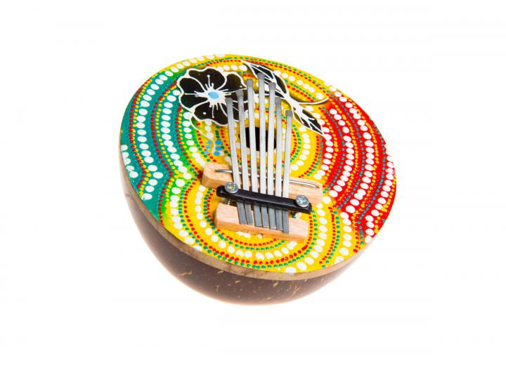 Mbira thumb piano