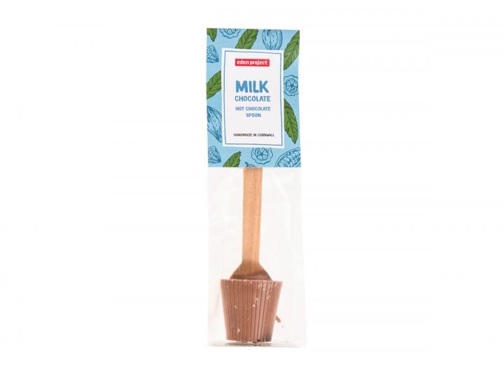 Milk-hot-chocolate-spoon
