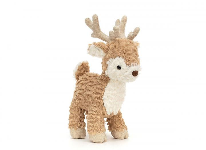 Mitzi Reindeer cuddly toy from Jellycat