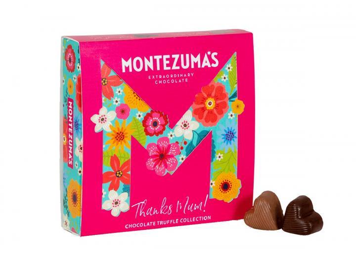 "Montezuma's ""Thanks Mum"" chocolate truffle collection"