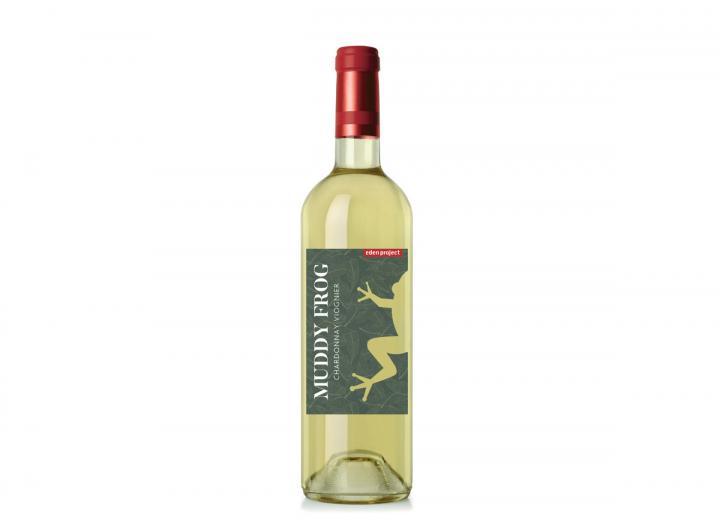 Muddy frog white wine