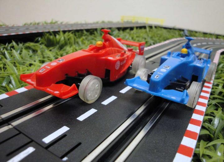 Dynamo race car set