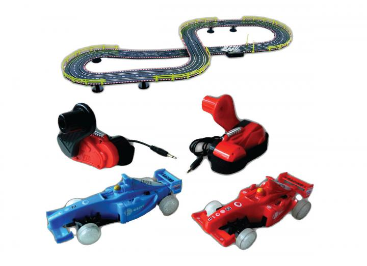 Dynamo race car set