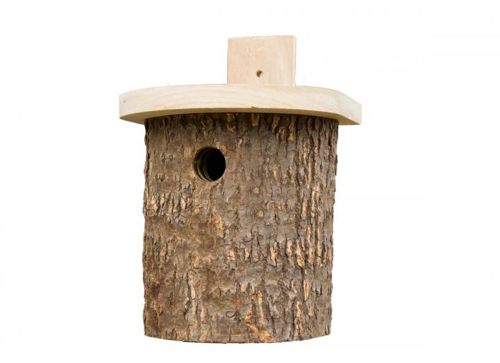 Natural Log Bird Nester from Wildlife World