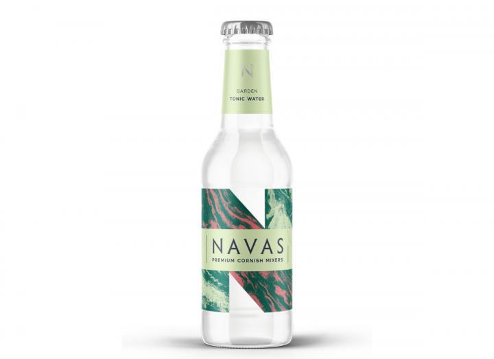 Navas garden tonic water 200ml