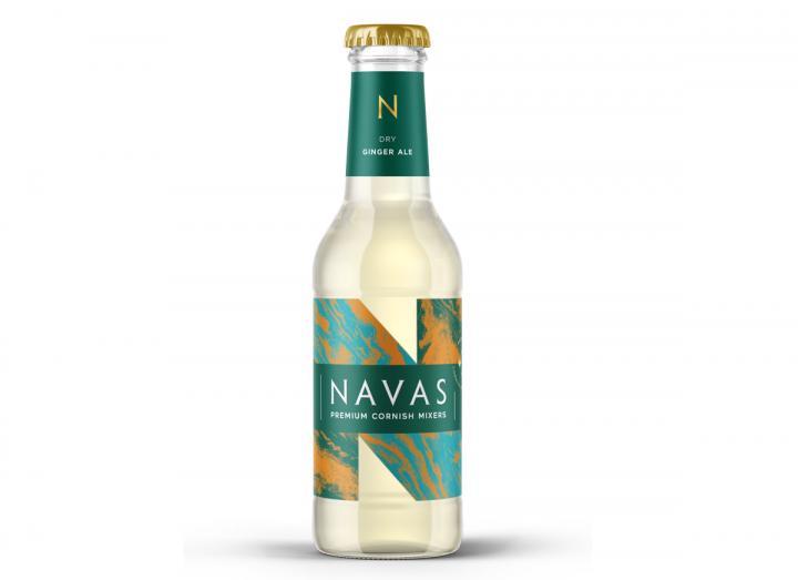 Navas dry ginger ale 200ml