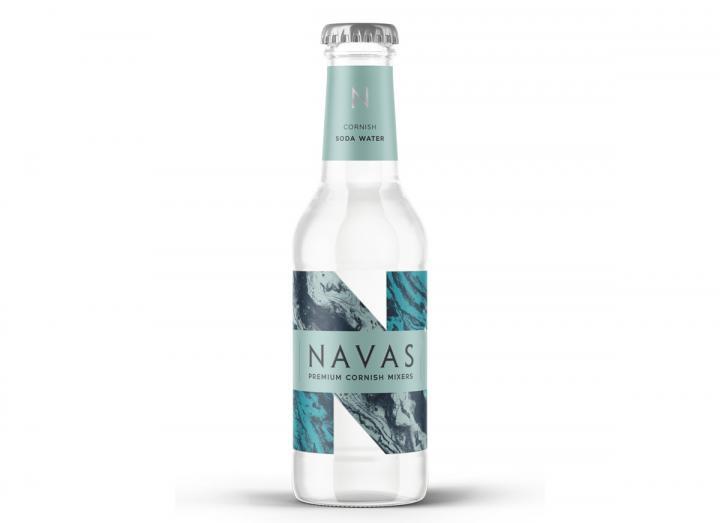 Navas soda water 200ml