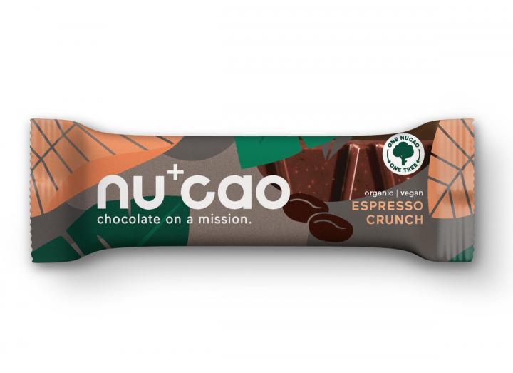 Nucao espresso crunch 40g