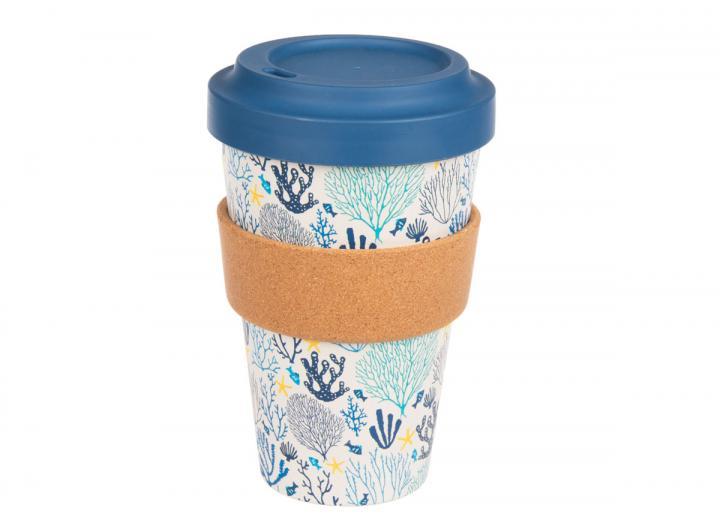 Ocean bamboo cup