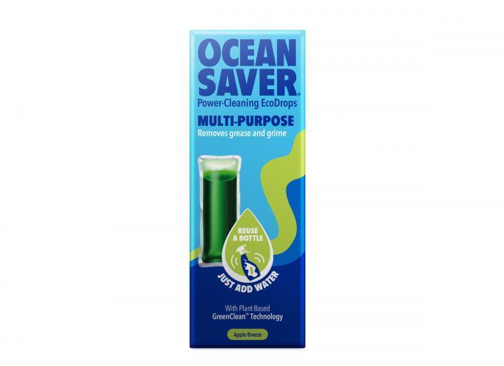 Oceansaver multipurpose apple refill ecodrop
