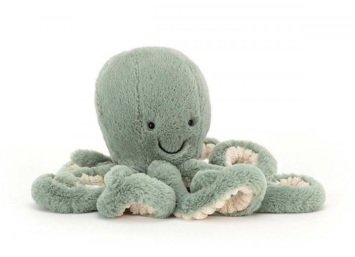 Little Odyssey Octopus cuddly toy from Jellycat