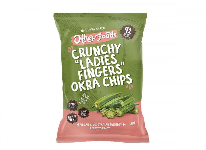 Other Foods okra chips 40g