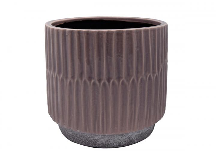 Onno indoor plant pot in blush from Ivyline